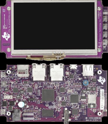 TI - am335x Starter Kit