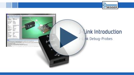 SEGGER J-Link Introduction: J-Link debug probes