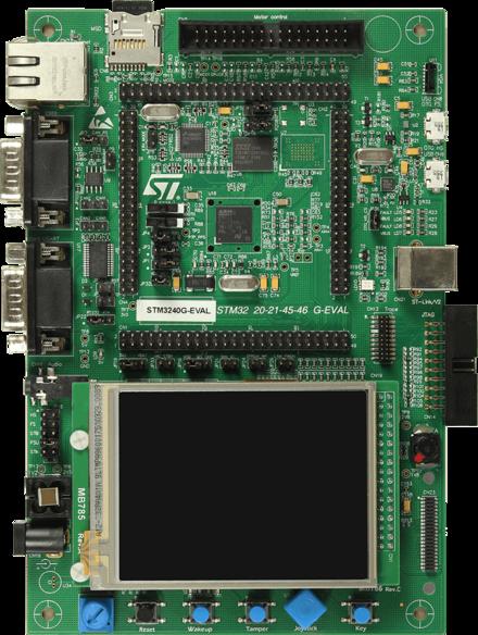 ST STM3240G-EVAL