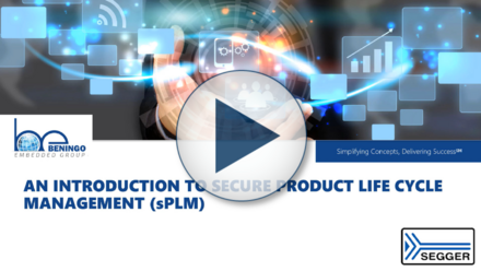 Introducing Secure Product Lifecycle Management (sPLM)