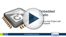 SEGGER - Video Thumbnail Embedded Studio New Project