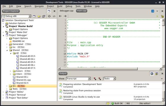 Linux Studio