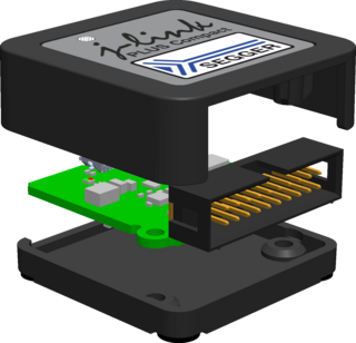J-Link PLUS compact assembly