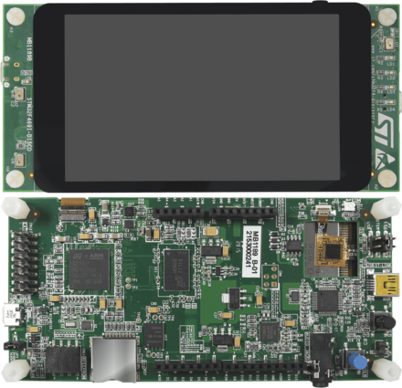 ST STM32F469I-Discovery