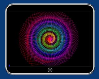 emBASIC demo application running in Windows simulation