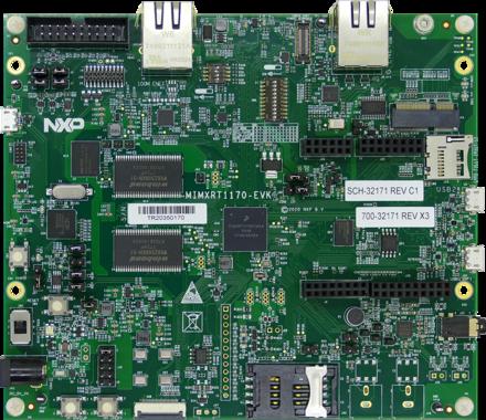 NXP MIMXRT1170 EVK