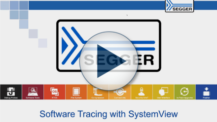 Software Tracing with SEGGER's SystemView