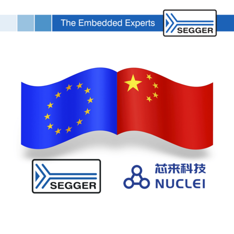 SEGGER partners with Chinese company Nuclei