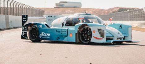 Forze Hydrogen Racing - Case Study