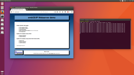 virtual ethernet screen ubuntu