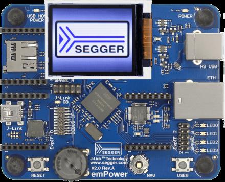 SEGGER emPower Board