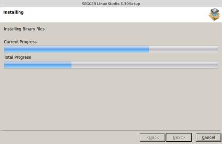 Linux Studio Setup (5/6) Progress