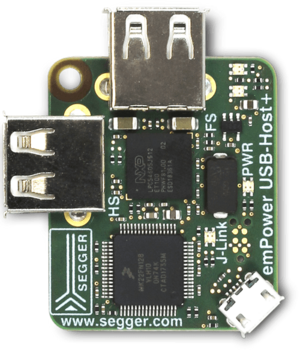 emPower USB Host