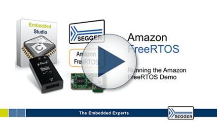 SEGGR - Video Thumbnail Amazon FreeRTOS