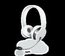 emUSB device audio headset headphones