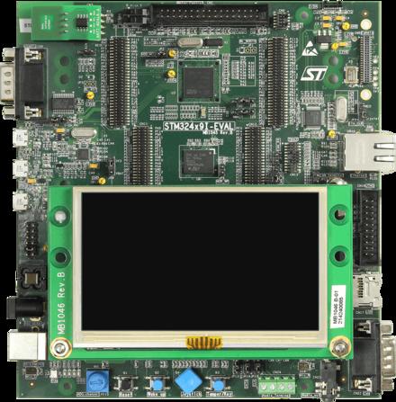 ST - stm324x9i