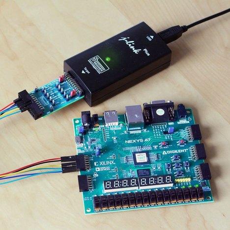 J-Link debugs Western Digitals SweRV_EH1 Core.