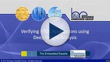 SEGGR - Video Thumbnail Verifying RTOS