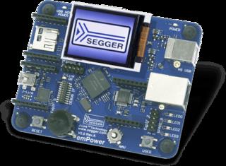 SEGGER - emPower evaluation board