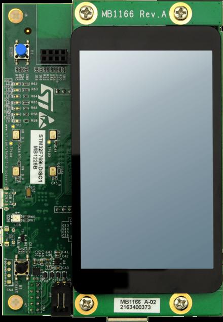ST - STM32F769I Disc