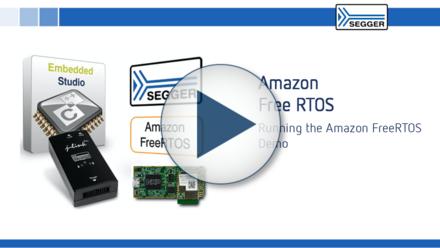 Amazon Free RTOS: Running the Amazon FreeRTOS demo