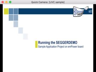 webcam macOS