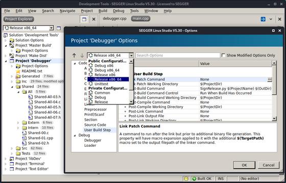 Linux Studio – Application Development