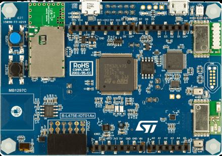 ST stm32l4