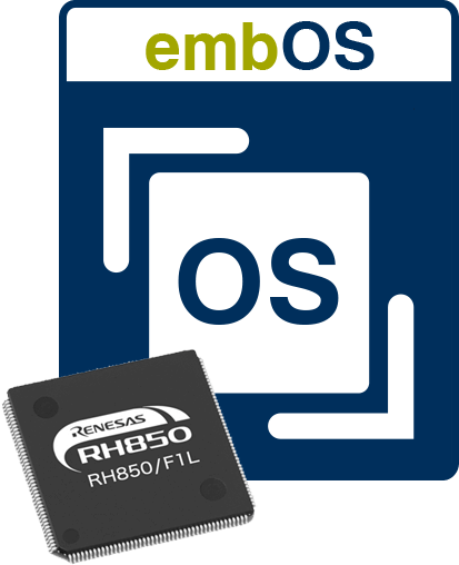 SEGGER News - embOS Renesas RH850