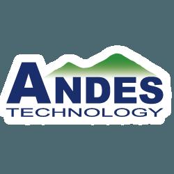 SEGGER Partner - Andes Technology Logo