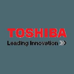 SEGGER Partner - Toshiba Logo