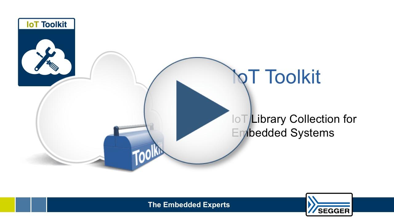 SEGGER - Video Thumbnail IoT Toolkit
