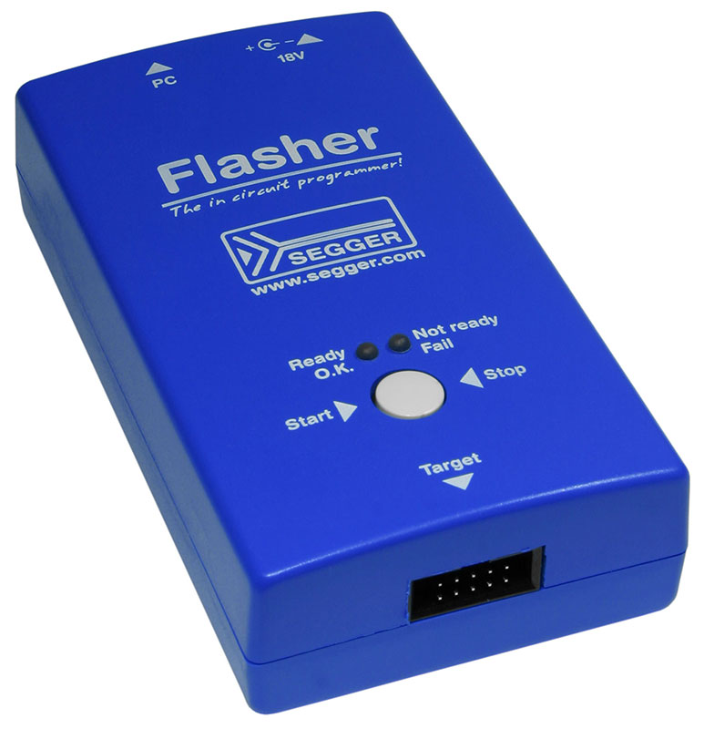 Flasher 5 - Production Programmer by SEGGER