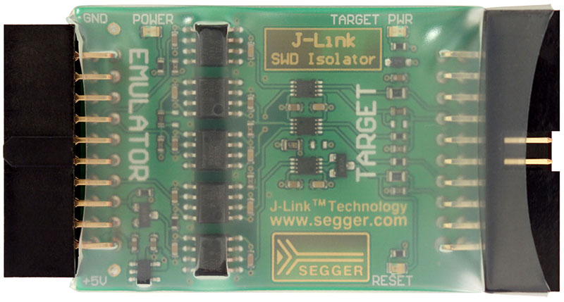 J-Link SWD Isolator by SEGGER
