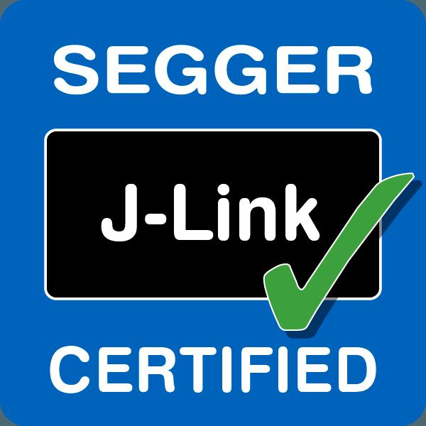 SEGGER certified logo