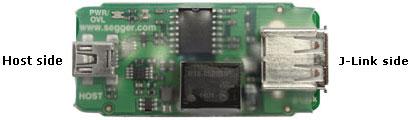 J-Link USB Isolator ShrinkWrap Notes