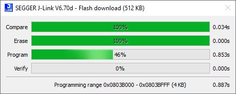 J-Link Flash Download