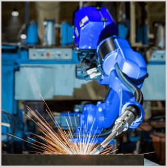 Application sample industrial robotics