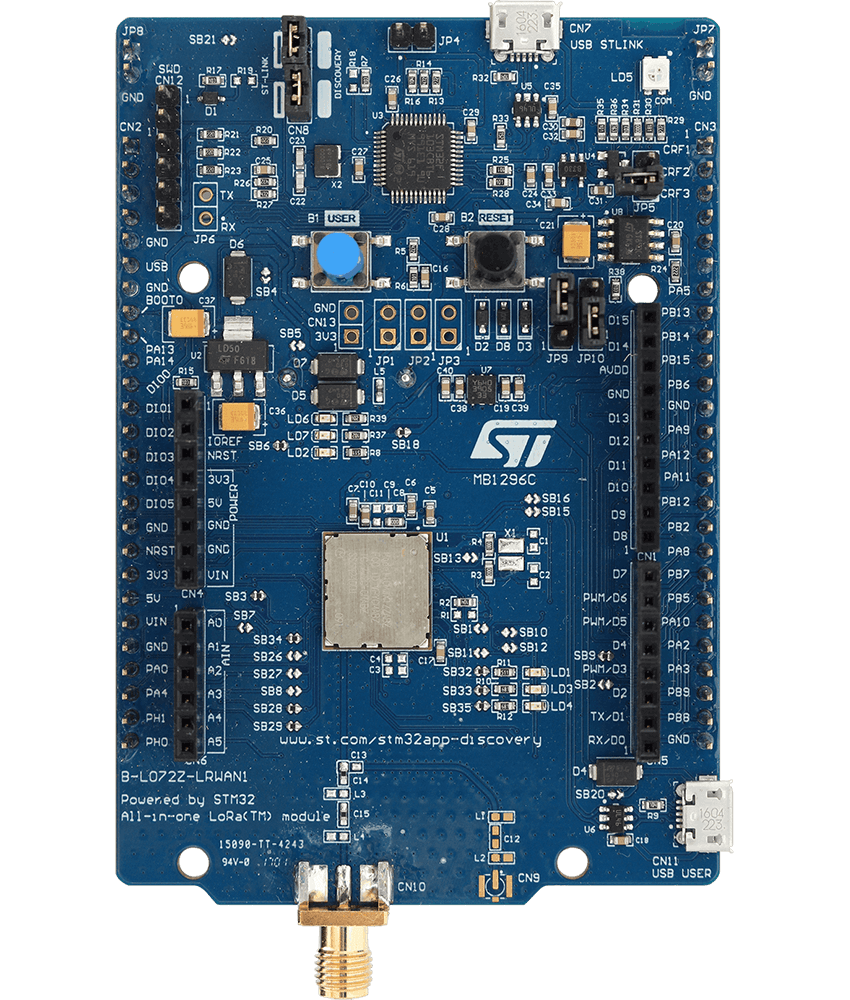 stm32-app-discovery