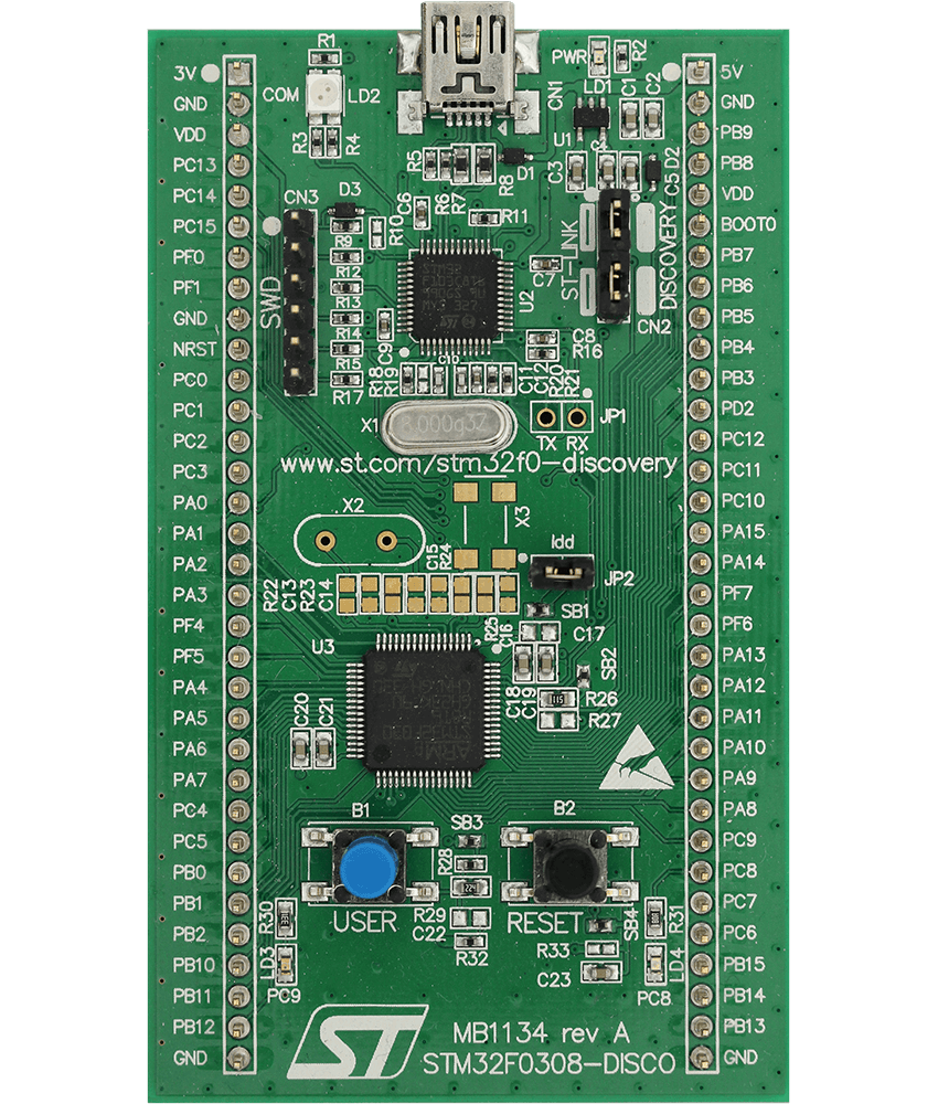 stm32f-discovery