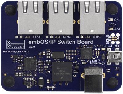 embOSIP Switchboard