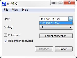 emVNC Connect