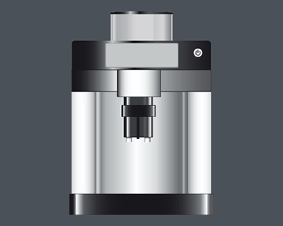 SEGGER License Example - Coffee Maker 3-1 Big