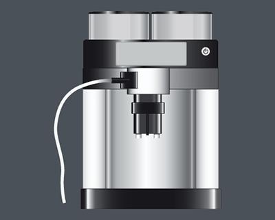 SEGGER License Example - Coffee Maker 3-2 Big