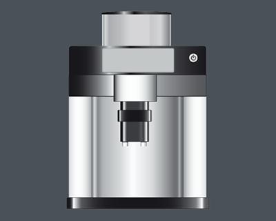 SEGGER License Example - Coffee Maker 3 Big